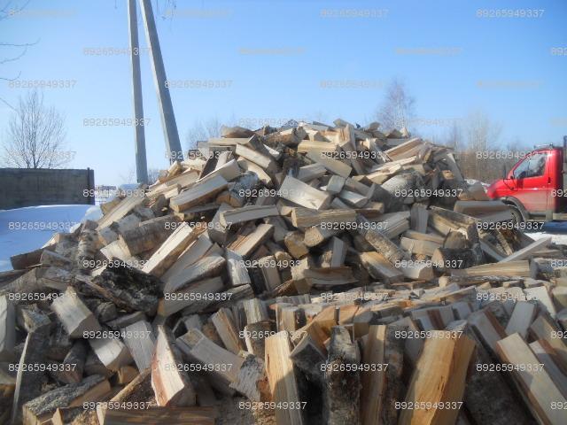 Дрова. Купить дрова березовые колотые с доставкой и разгрузкой. 8(496)5418009, 89265949337.